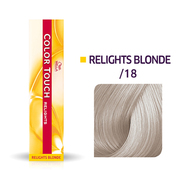 Color Touch Relights Blond /18