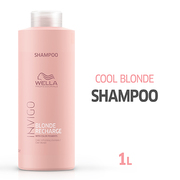 INVIGO Blonde Recharge cool blonde Kkeuropfrissende shampoo